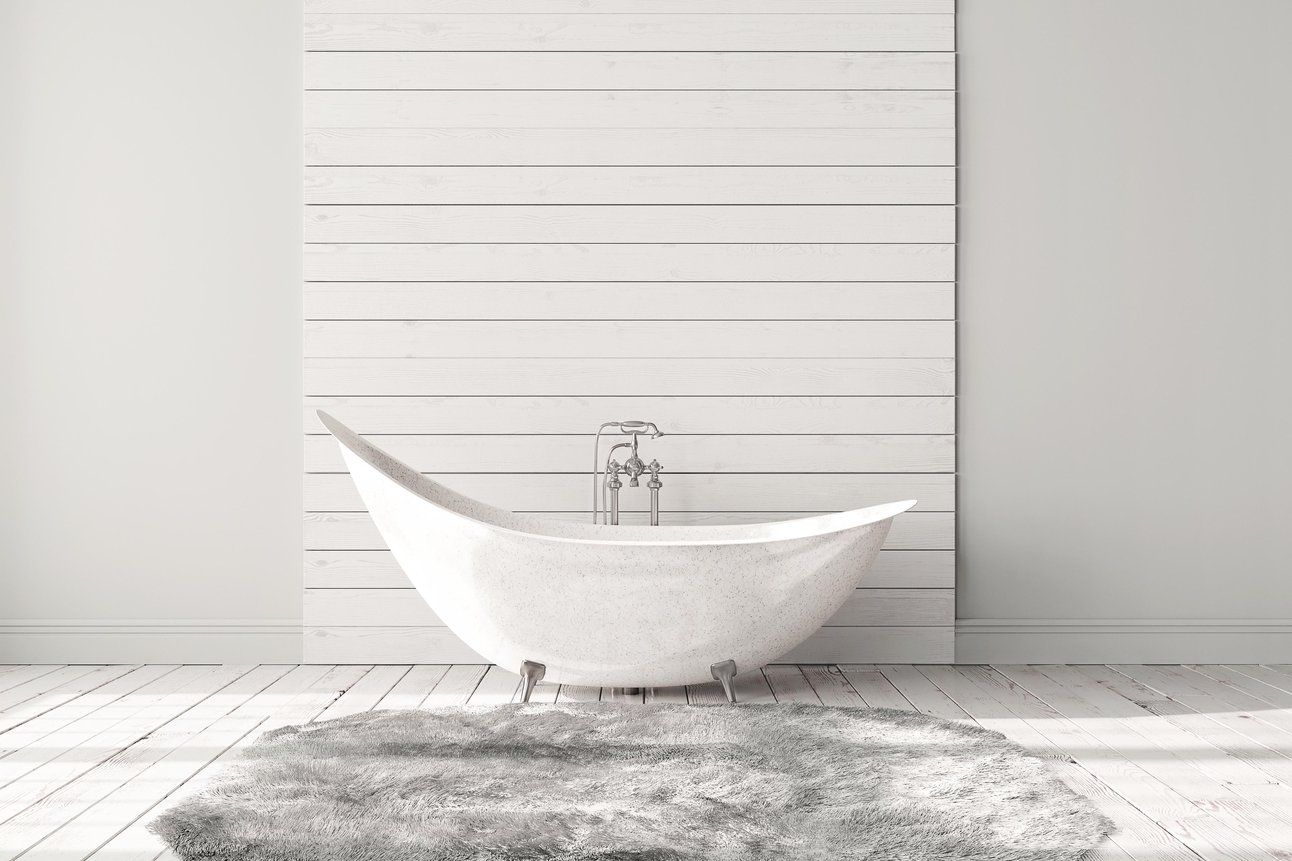 Storslået MALING AF BADEKAR (Emaljering af badekar) ➜ Professionel emaljering! VV61